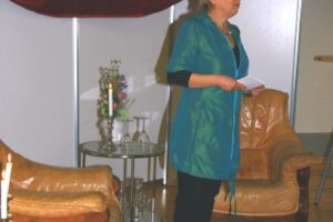 98 Tage Stadtpräsidentin Zäch 8. April 2009