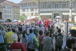 Begegnungsfest 5. Juni 2010