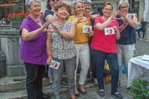 Frauenstreik 14. Juni 2019